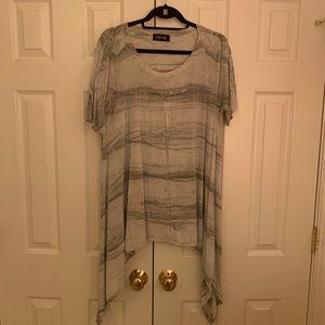 Tops - Fab'rik Marble Shirt